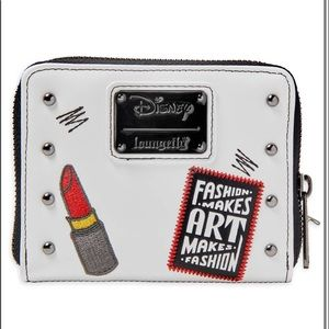 NWT Loungefly Disney Cruella wallet